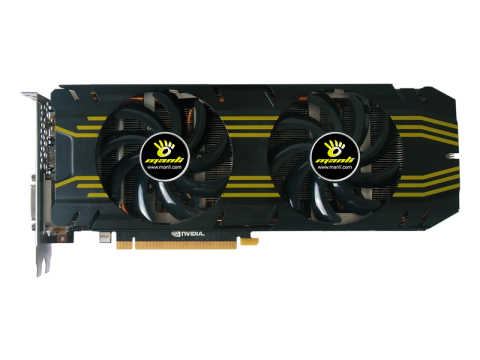MANLI GeForce GTX 1080 (F309G+N425)